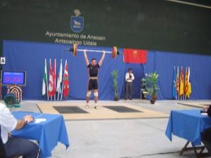 pamplona 2008- ADRIAN GIMENEZ