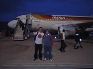 VUELTA A MELILLA- 2008