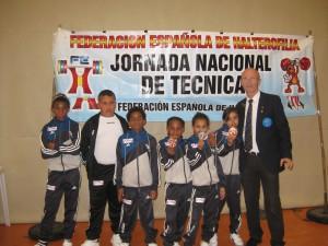 camp. tecnica España, abril 2013