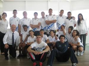 2º jornada nacional de liga- 2013.