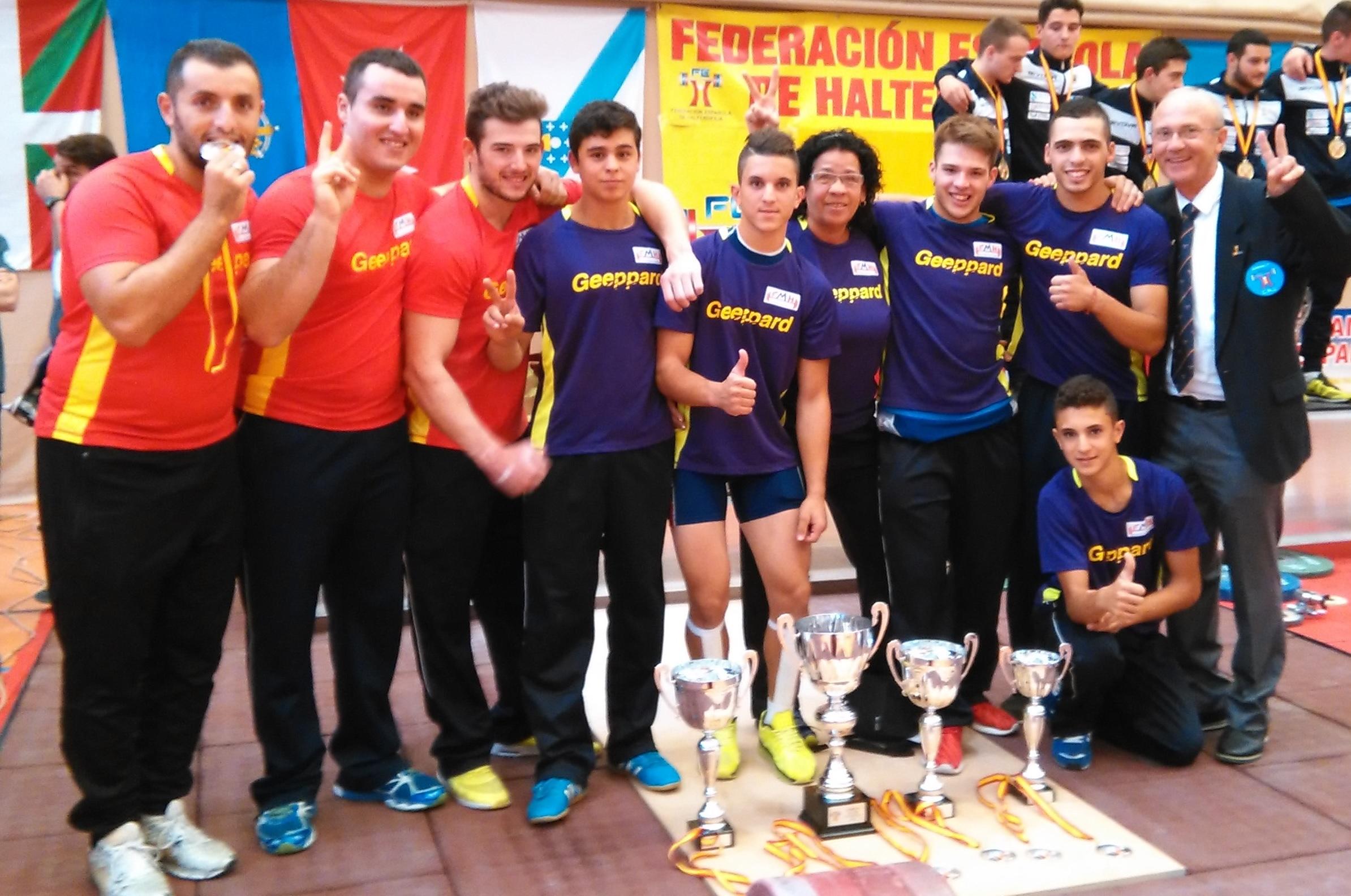 equipo de copa rey, 2015