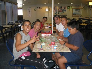 equipo en El Ejido- 2009