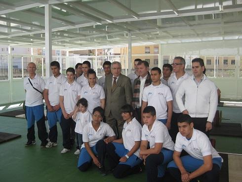 inauguracion de la nueva sala- 2011