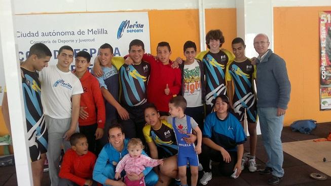 un equipo del 2011